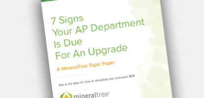 7 signs your ap department is due for an upgrade