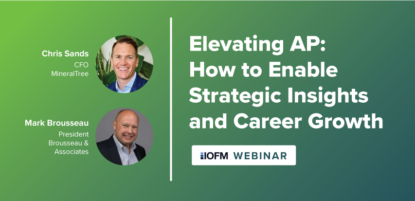 elevating ap: how to enable strategic insights and career growth