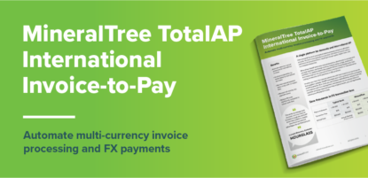 MineralTree International Invoice-to-Pay